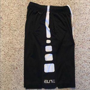 cd9999a29130 ... Boys Nike Elite Shorts ...